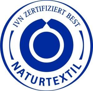 IVN NATURTEXTIL Zertifiziert BEST