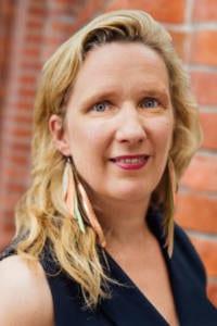 Franziska Kuntze, Vorstandsvorsitzende des IVN und Geschäftsführerin bei Pololo