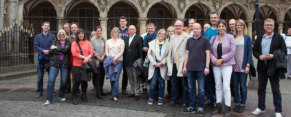 Mitgliederversammlung 2014 in Nürnberg