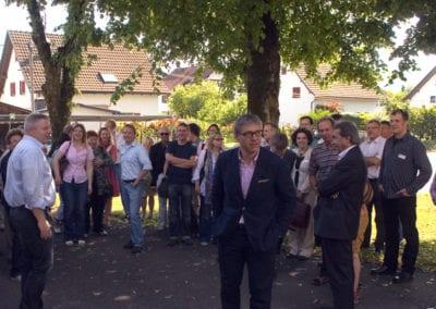 MV 2011 - Besichtigung Schöller