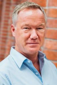 Frank Wackes, Vorstand des IVN und Geschäftsführer der Knopf Budke GmbH & Co. KG