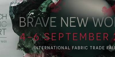 IVN auf der Munich Fabric Start September 2018