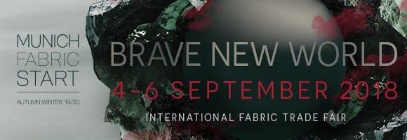 IVN auf der Munich Fabric Start September 2018